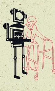 robot y crónicos